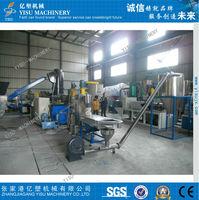 waste film pelletizing line/granulating machine/pelletizer