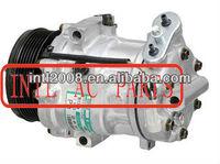 auto ac compressor SD6V12 sanden 6v12 Opel Corsa GM ASTRA MERIVA ZAFIRA 6pk 09132922 1854107 1429 1440 4251 CO 4256 1418 1423
