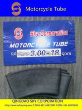 KOREA QUALITY MOTORCYCLE BUTYL TUBE 3.00-17