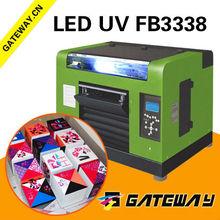 wood gift box printer machine,wine/beer box printer,UV led flatbed printer for gift items package