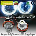 cree led marcador angel eyes 20w bmw 5 séries 6 série e39 e60 e65 etc