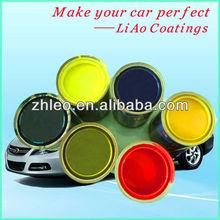 Acrylic Polyurethane Car Refinish Paint Toners