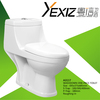 A3117 flush tank product wash down single ceramics color toilet