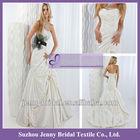 PB075 2013 New style Strapless Taffeta Butterfly Design white Wedding Dresses for pregnant woman