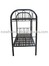 32KG STEEL PLATE BUNK BED(3U)