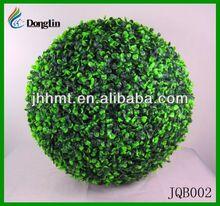 artificiale bosso buxus 38cm palla arte topiaria