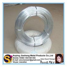 bright hot deep galvanized wire factory