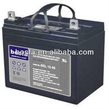 GEL12-30 gel colloid 12v30ah battery 12v 30ah sealed gel battery 12v 30ah battery for ups