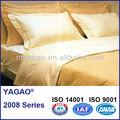 250TC 100% algodón 5 estrellas Hotel lecho, colchas finas, colcha, hoja de cama set, cubierta del edredón Set