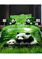 3d bedding+animal style+ impreso del lecho( da- 002)