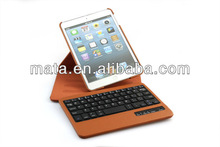 Separable Bluetooth Keyboard case for ipad mini