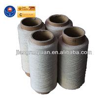 100 polyester close virgin ring spun yarn 50/1 exported Pakistan