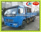6-7t dongfeng cheap box trucks, diesel pickup trucks