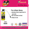 Tire Repair Spray,Tire Sealer Inflator,Tubeless Tire Sealer