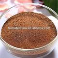 Humus engrais organique l'acide fulvique composé engrais NPK