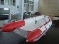 Ce 5,2 festrumpf schlauchboot/PVC aufblasbaren katamaran boot