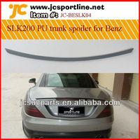 SLK200 rear spoiler for Mercedes Benz SLK200 rear trunk lip, auto boot spoiler
