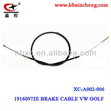 HIGH QUALITY XC AUTO CONTROL CABLE 19160972E BRAKE CABLE