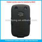 Belt clip holster case for Blackberry 9620