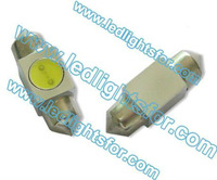 C5W SV8.5 LED, 1W 31mm, festoon light led