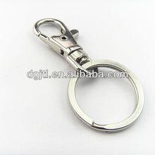 2012 fashion high quality key chain parts wholesale