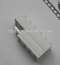 New USB Flash Drives, Building Block USB, Memory USB Flash 2GB--16GB