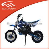 EPA 125cc Dirt bike with kick start has passed CE