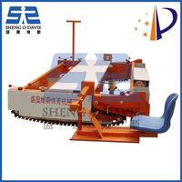 SHENG O DAVIS TPJ-2.5 Paver Machinery For Sports Field