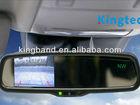 special car rear view mirror use 3.5inch/4.3 inch normal mirror