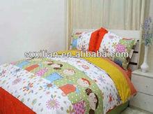 cheap wholesale kid/baby bedding set/comforter set/sheet/pillow