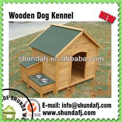 SDD0405 wooden dog kennel manufacturer