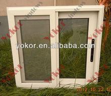aluminium sliding window with thermal break profile