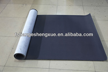 Acoustic rubber three layers soundproofing felt for KTV