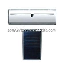 hybrid vacuum tube split solar air conditioner with 30% energy saving
