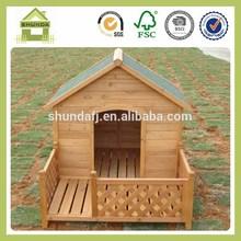 SDD10 Large waterproof wooden dog kennel