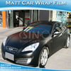 Vinyl Car Wrap Matt Black/Color Changing Vinyl Foil/Car Auto Vehicle Wrap Film