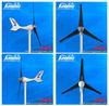 400w 3phase solar hybrid system wind power generator
