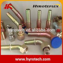 NPT/JIC/SAE/BSP/METRIC hydraulic hose fitting