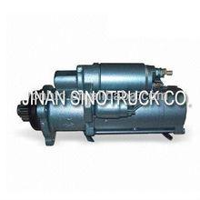 sinotruk howo truck engine parts starter assembly VG1560090001