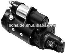bosch starter motor,for engine PC90,PC100,PC120,PC150,PC180,PC200,PC300,PC400