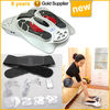 blood circulation foot massager with infrared heating and slimming belt