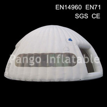 Guangzhou inflatable wihte Party dome tents /wholesale inflatable
