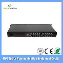 manufacturer supply Fiber Optic Transceiver for telecommunication