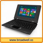 New Cheapest 7 inch VIA 8850 1.2GHz Windows 8 Mini Laptop