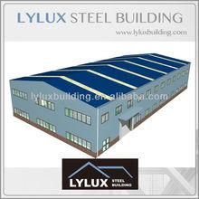 Steel plant factory workshop Prefabricated warehouse