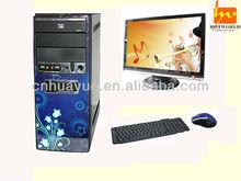 Assembled Computer 19inch LCD Monitor 500gb/DVDRW/2GB