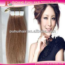 """Nice style 100% Brazilian human pu skin hair weft 2.5g/piece 8""""-32"""" alibaba fr"""