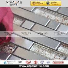 simple and elegant santa cecilia granite backsplash (EMB821),stainless steel sink with backsplash