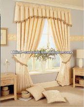 luxury classical jacquard curtains