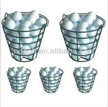Durable Golf plastic ball baskets